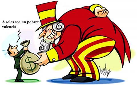 estat espanyol furtant al valencià